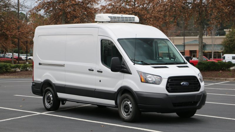 Ford Transit 250 >> Mid and High Roof Vans - Emerald Transportation Solutions