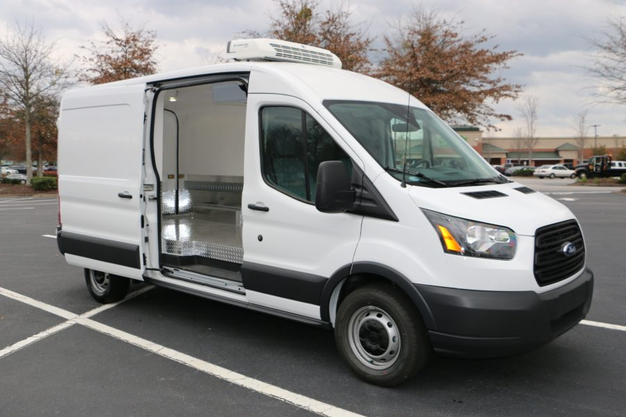 2016 Ford Transit >> Mid and High Roof Vans - Emerald Transportation Solutions