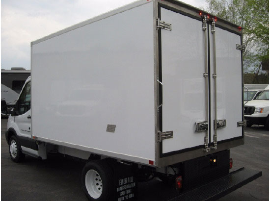 2016 Ford Transit Refrigerated Truck Emerald