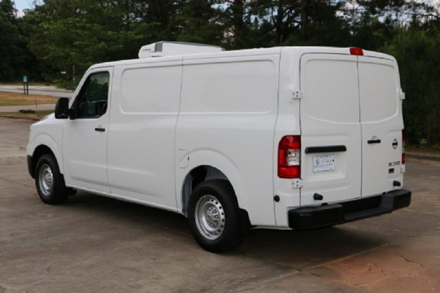 Full Size Vans Emerald Transportation Solutions