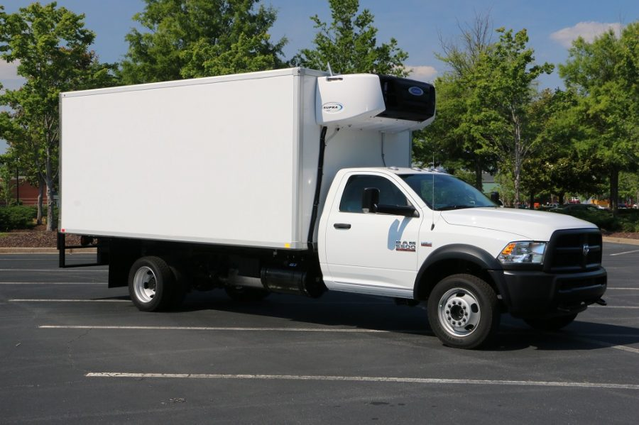 Dodge Refrigerated Truck