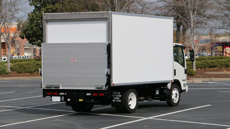Refrigerated Truck Lift Gate