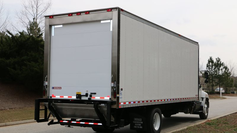 Food Delivery Truck Lift Gate