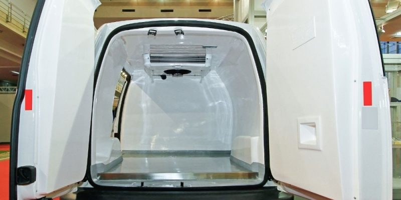 Industries That Can Benefit From Using a Refrigerated Van